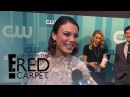 Dynasty Revival Cast Perfect the Dramatic Reaction Shot | E! Live from the Red Carpet