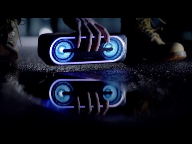 Беспроводные колонки Sony EXTRA BASS™