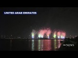 Дубаи 2017 / United Arab Emirates Celebrates the Start of 2017