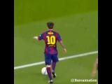Супер гол в исполнении Месси в ворота Атлетика