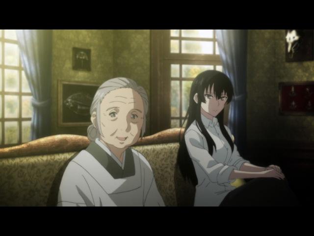 Sakurako-san no Ashimoto ga Umatteiru 9 серия русская озвучка Horie / Труп под ногами Сакурако 09