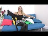 Gabrielle reviews the Ori Body Shaper tights. Wow!