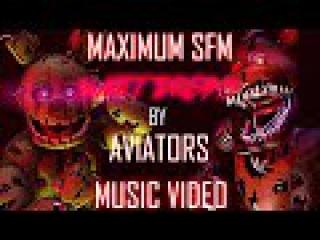 [FNaF SFM] Aviators - Sweet Dreams (Lyrics Music Video)