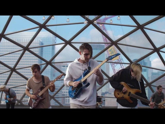 Skyhaven | Liftoff (feat. Tim Henson and Scott LePage of Polyphia) (Official Music Video)