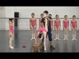 Amazing Chinese gymnast