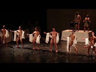 Театр обнажённых. Ян Фабр - Гора Олимп / SYRTAKI Jan Fabre Mount Olympus 24h