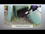 Vorteile und Aufbau des Eco-King Komposters