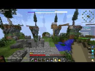 Sky Wars Solo - Самый быстрый ( Minecraft | Vime Vorld )