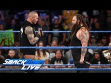 Randy Orton vows not to engage WWE Champion Bray Wyatt at WrestleMania: SmackDown LIVE, Feb 14, 2017