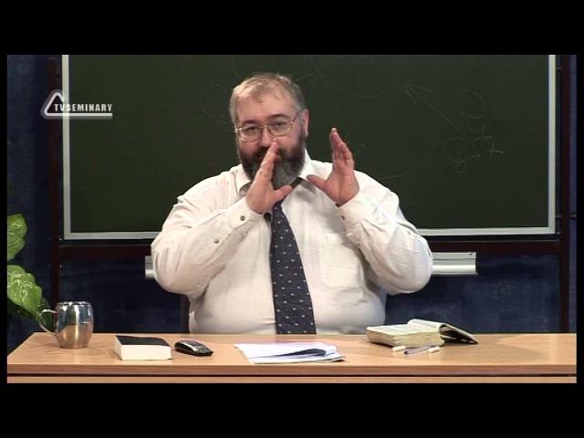 TVS A201 Rus 31. Свидетели Иеговы: Учение о Троице. Христос - не творение, а Творец.