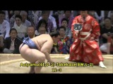 Sumo -Nagoya Basho 2016 Day 4, July 13h -大相撲名古屋場所 2016年 4日