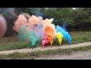 Цветной дым Smoke Fountain JFS-1 [Пиротехника,Фейерверки,Батареи салютов,Петарды,Ракеты,Хлопушки,Свечи,БЕСПЛАТНАЯ ДОСТАВКА по СПБ]