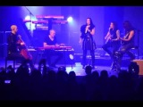 Tarja Turunen - House of Wax &amp I Walk Alone (acoustic) live @ Angels Ar