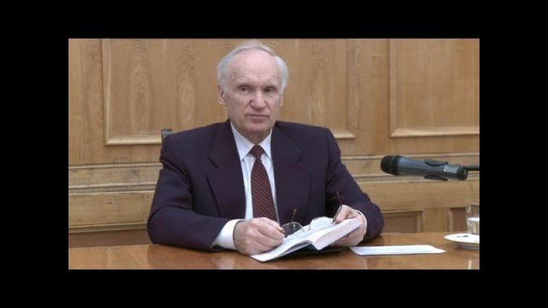 Эсхатологическая тема (МДА, 2010.04.12) — Осипов А.И.
