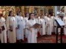 АРМЯНСКИЙ ЖЕНСКИЙ ХОР в Успенском Соборе в Дмитрове 13 мая 2013 ПОВТОР