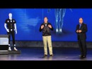 CES 2015 Intel Keynote Intel RealSense Technology as an Aid for the Visually Impaired