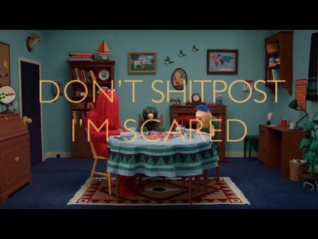 Don't Shitpost, I'm Scared: PC - /v/ The Musical IV