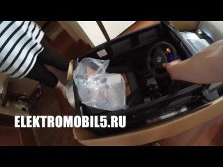 Мереседес G55 доставка электромашины