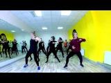 Night Lovell Live Television Hip Hop choreography by Valeria Holosha in FDC