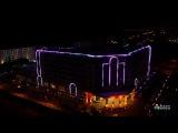 Lumos Deluxe Resort Hotel Facade Lighting-D