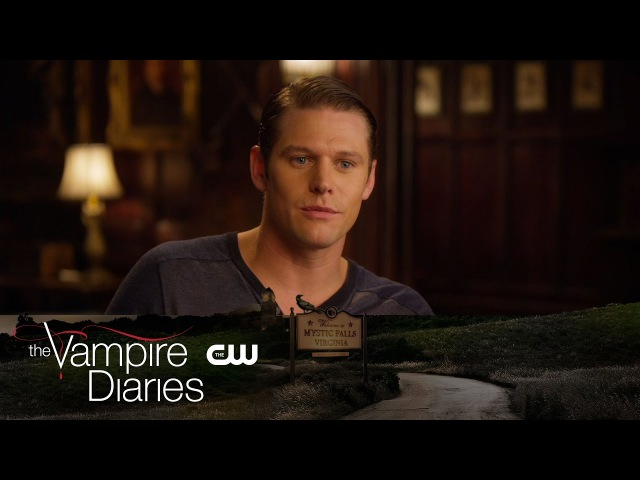 The Vampire Diaries | Zach Roerig Interview | The CW