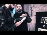 Lacoste L!VE x Sneaker Freaker x 24 Kilates Barcelona Missouri Launch &amp After Party