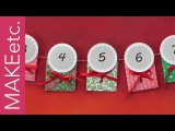 How to make a Pay it Forward Advent Calendar from Craft it Up Christmas Around the World
