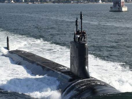 подводная лодка иллинойс класс вирджиния