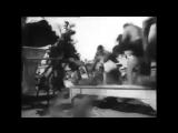 Редкие кадры со съемок фильма  Полосатый рейс