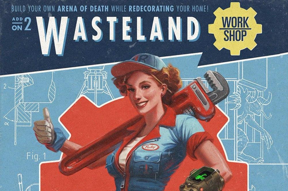 Ваша оценка Wasteland Workshop