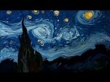 картины Ван Гога на воде