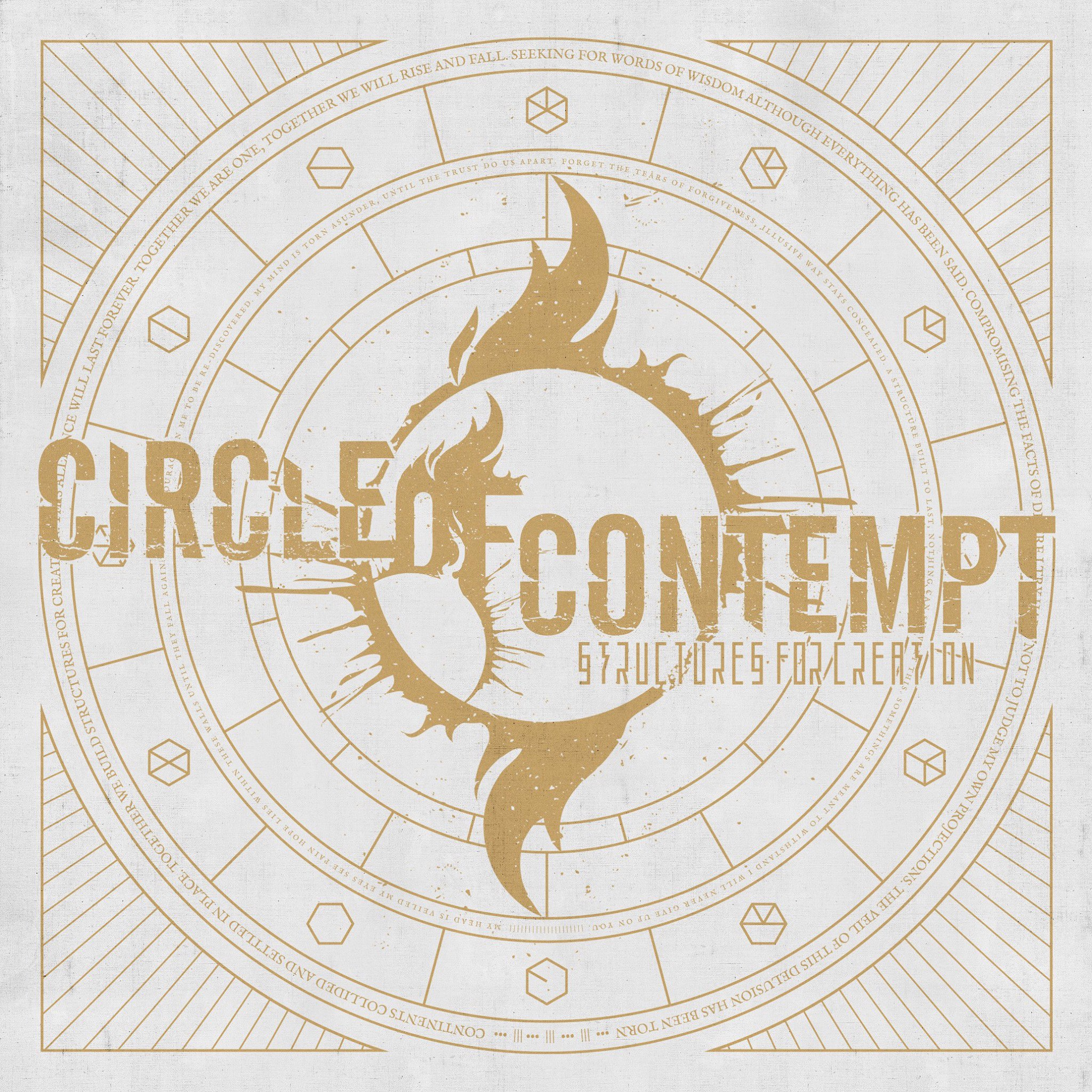 Circle Of Contempt - Structures For Creation [single] (2016)