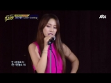 Kei (Lovelyz) & Uji (BESTie) - Twinkle (TTS) + Something (Girls Day) @ Girl Spirit 160823