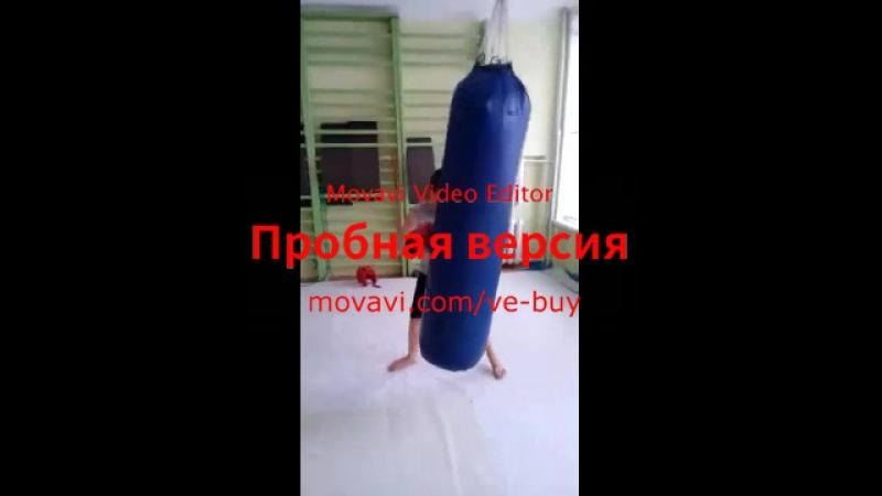 ЗРФВСБ Воїн Акробатическая тренировка в субботу 11.02.2017