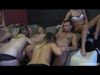 Czech Harem 9 part 2