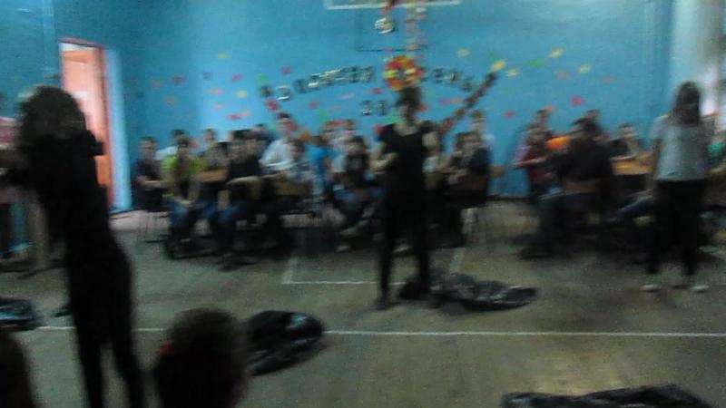 Танец 8б. Осенний бал