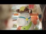 Игрушка Chicco — лошадка-каталка Baby Rodeo