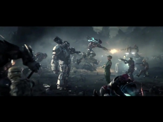 Matbow – Catch Up (Halo Wars 2)