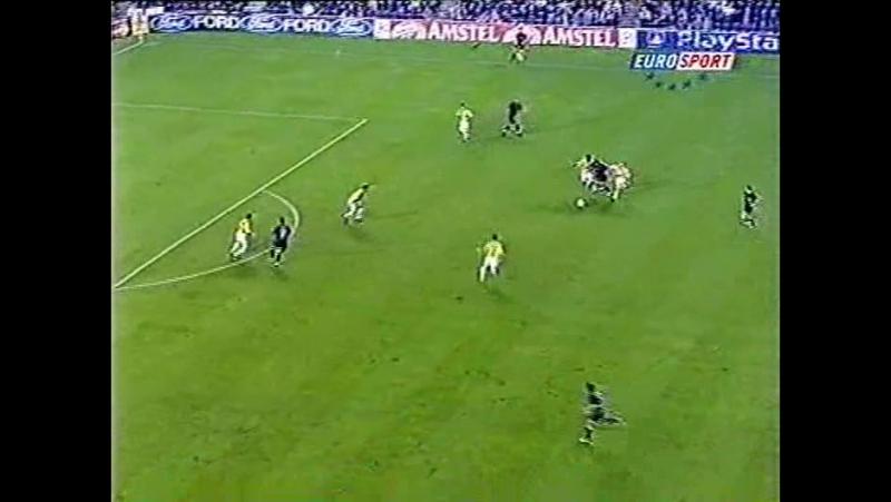 151 CL-2001/2002 FC Barcelona - Fenerbahçe 1:0 (31.10.2001) HL