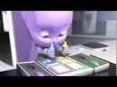 Мультфильм про гиперактивного ребенка