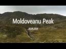 Moldoveanu Peak 2544 m Carpathian Mountains