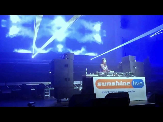 Marusha live in the mix Mannheim Sunshine live 90er Party 26.11.2016