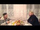 Шейх Хамзат Чумаков в гостях у известного ингушского писателя Иссы Кодзоева 20 12 2016г