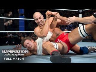 #My1 FULL MATCH  Cesaro vs. The Miz - U.S. Title Match: Elimination Chamber 2013