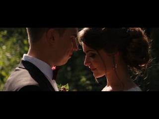 Потрясающее чувство, объединяющее двоих.. (свадебный ролик 12 августа 2016 года)