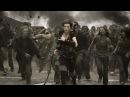 Обитель зла: Последняя глава - Моменты с толпой Зомби - Resident Evil: The Final Chapter