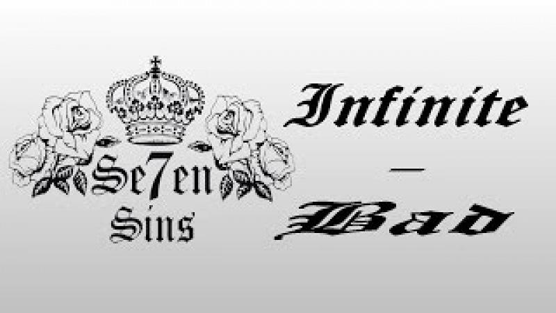 7SINS: K-POP UNITE FESTIVAL(UKRAINE) Infinite - Bad