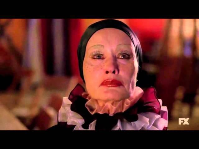 BR American Horror Story Freak Show Life on Mars – The Performance Legendado