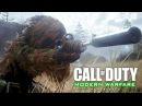 Call of Duty 4 Modern Warfare Remastered: All Ghillied Up Sniper Mission Gameplay Veteran