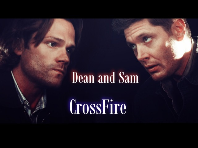 Sam and Dean Crossfire